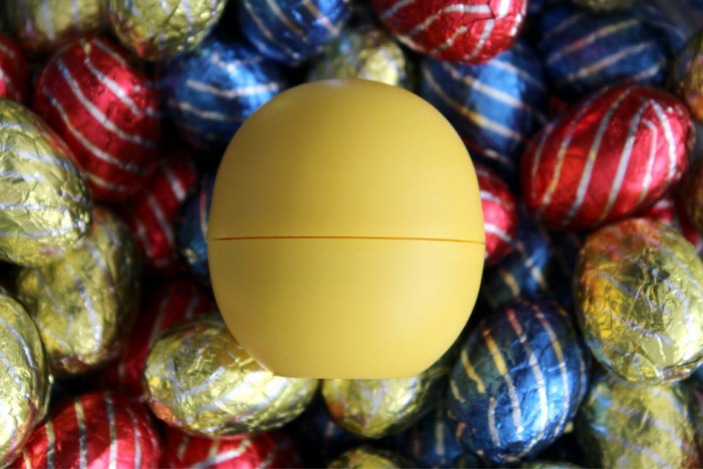 Review: EOS Lip Balm Lemon Drop Eos Evolution Of Smooth Lip Balms